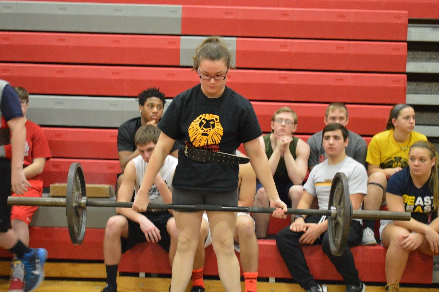 ohio high school state power lifting meet results