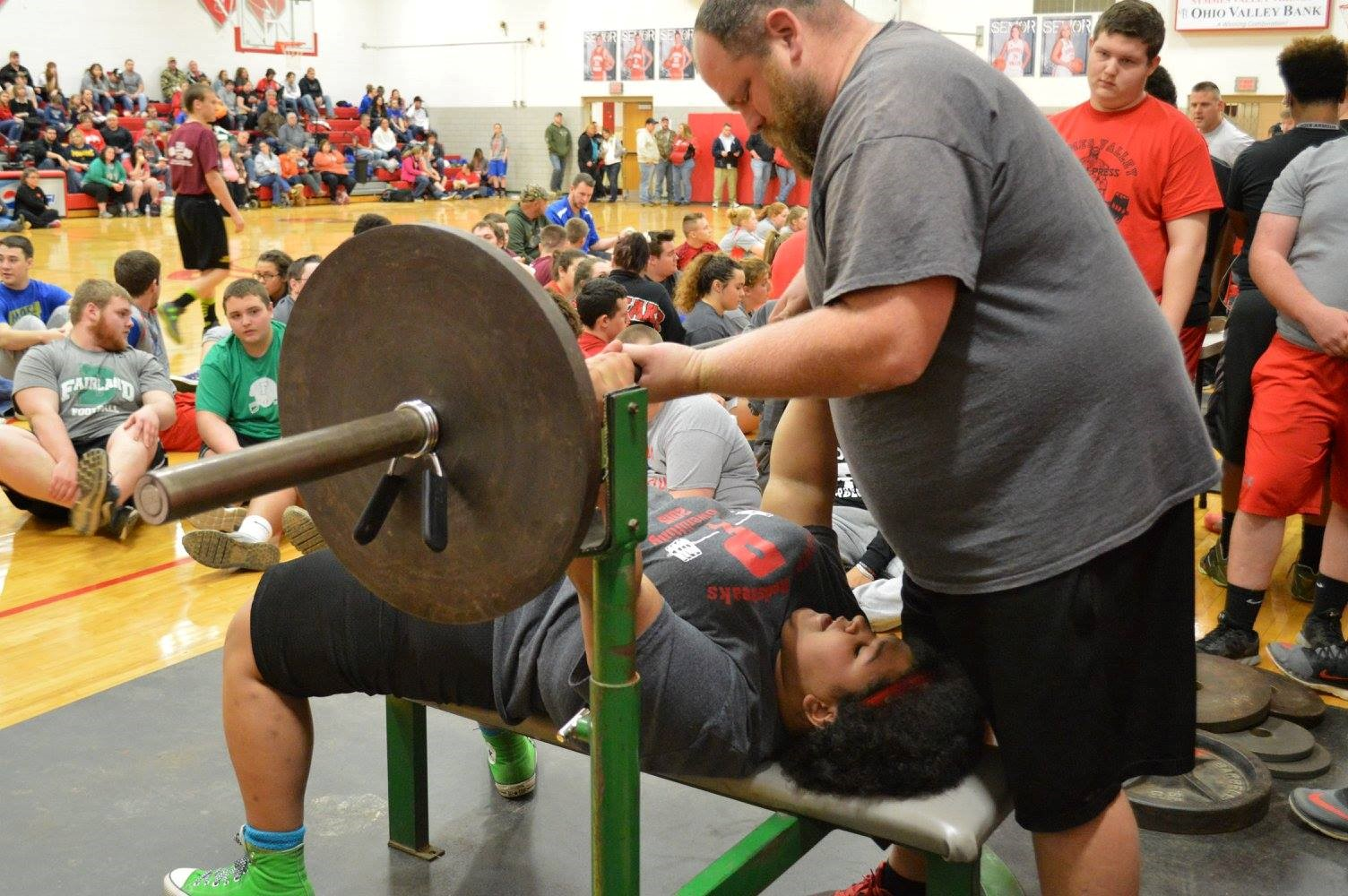 ohio powerlifting meet results for azarian
