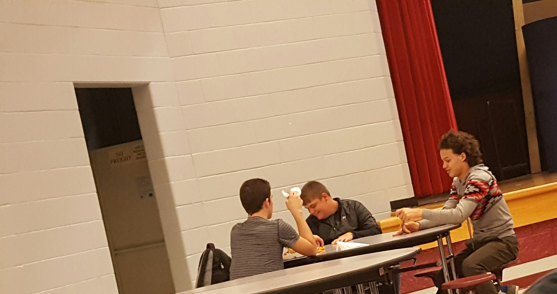 5th period lunch