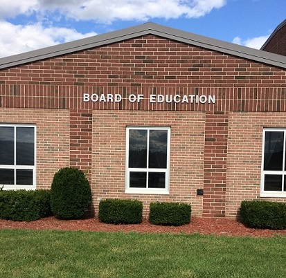 Board of Ed building