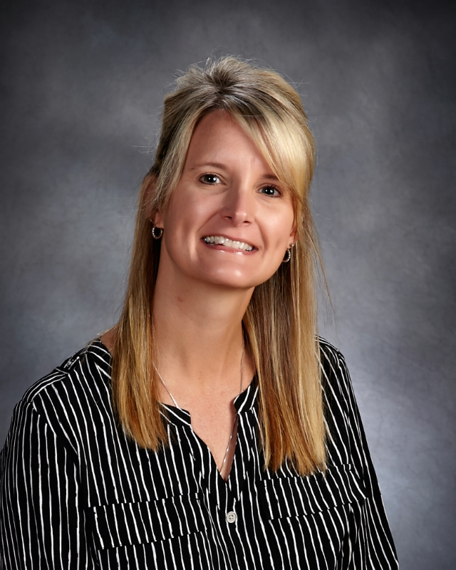 Sherry Fout, High School Counselor
