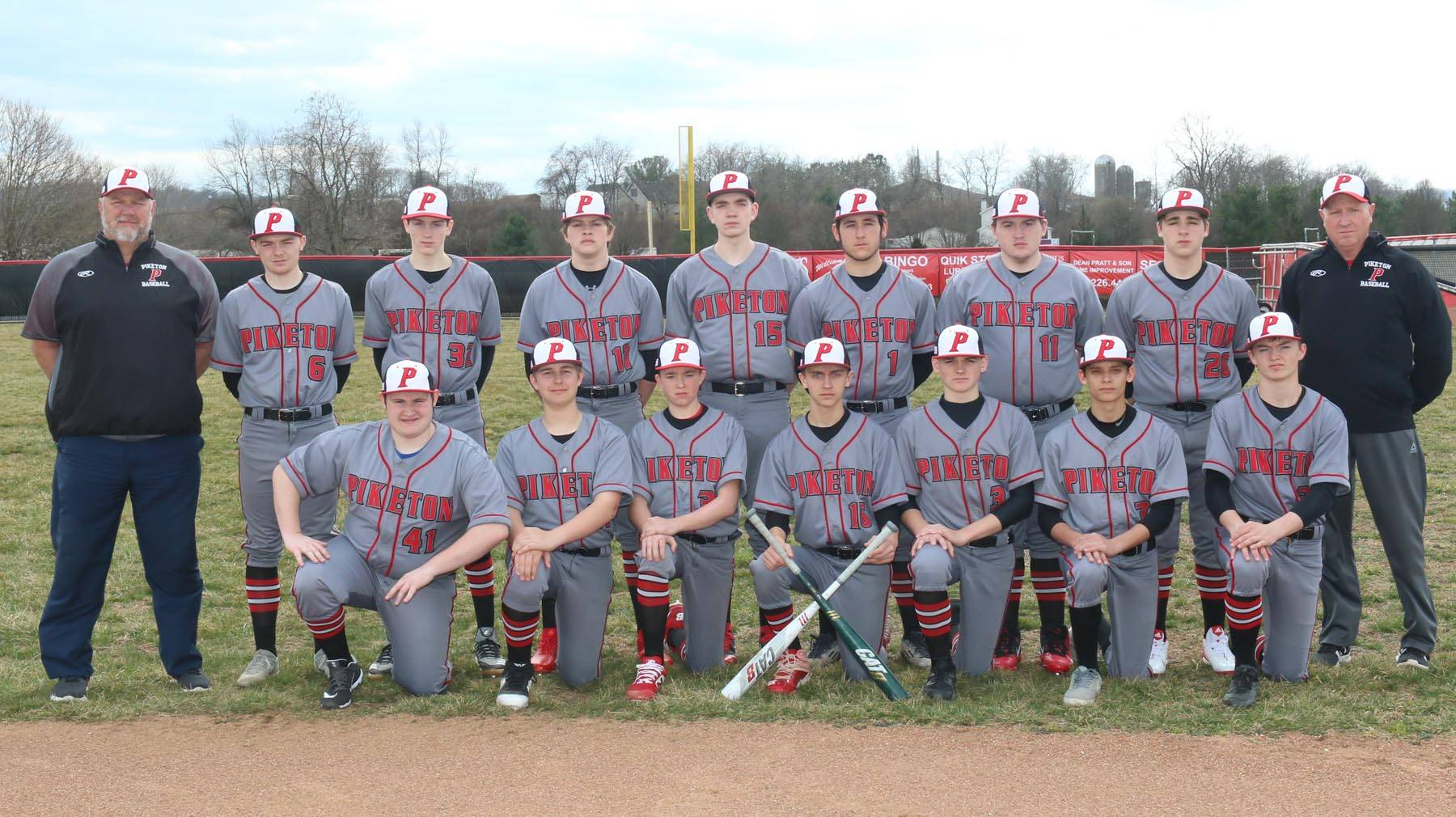 Piketon Junior Varsity Baseball