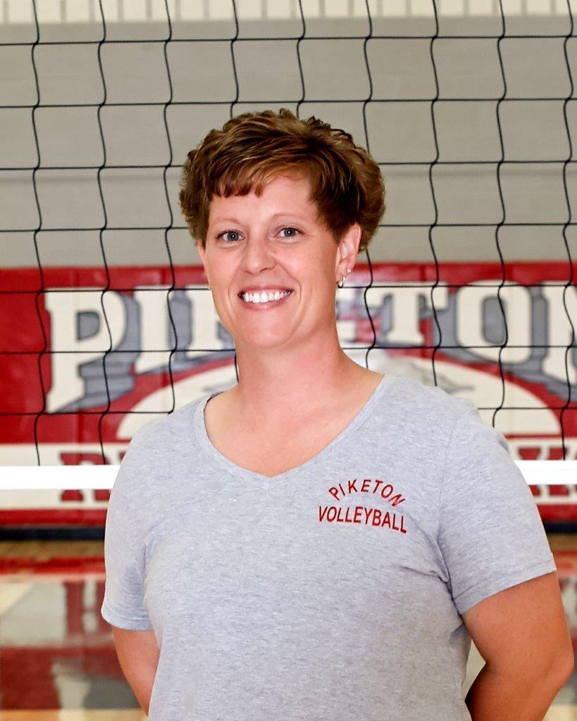 7th Grade Volleyball Coach Jamie Forbes