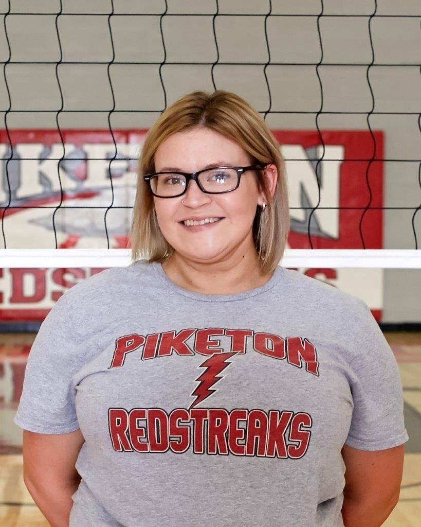 8th Grade Volleyball Coach Taylor Lytle