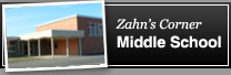 zahn's corner middle school