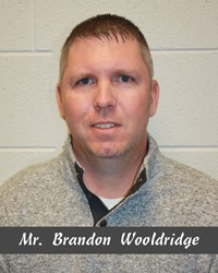 Brandon Wooldridge